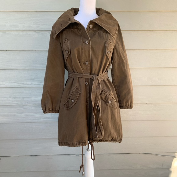 Anthropologie Jackets & Blazers - Anthropologie Daughters Of Liberation Parka Coat